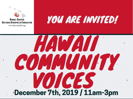 Hawaii Community Voices 2019
