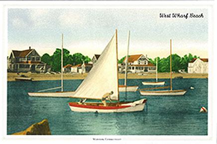 Vintage Madison Postcards