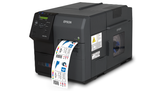 Epson Digital Label Printer