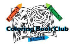 Chat and Chill: Coloring Book Club
