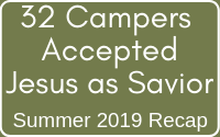 2019 Camper Faith Decisions