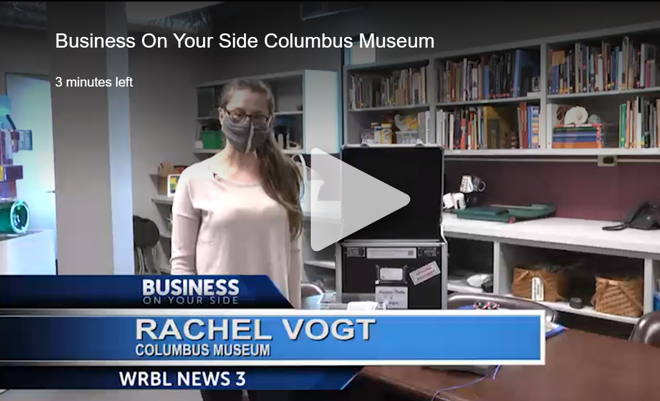 Columbus Museum Debuts Museum in the Classroom