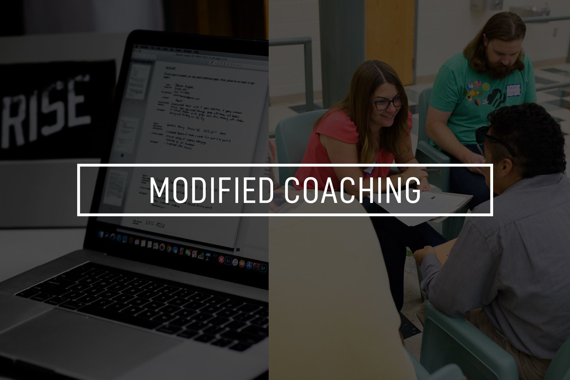 Virtual Modified Coaching Event