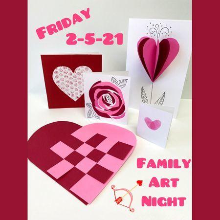 VIRTUAL Family Art Night