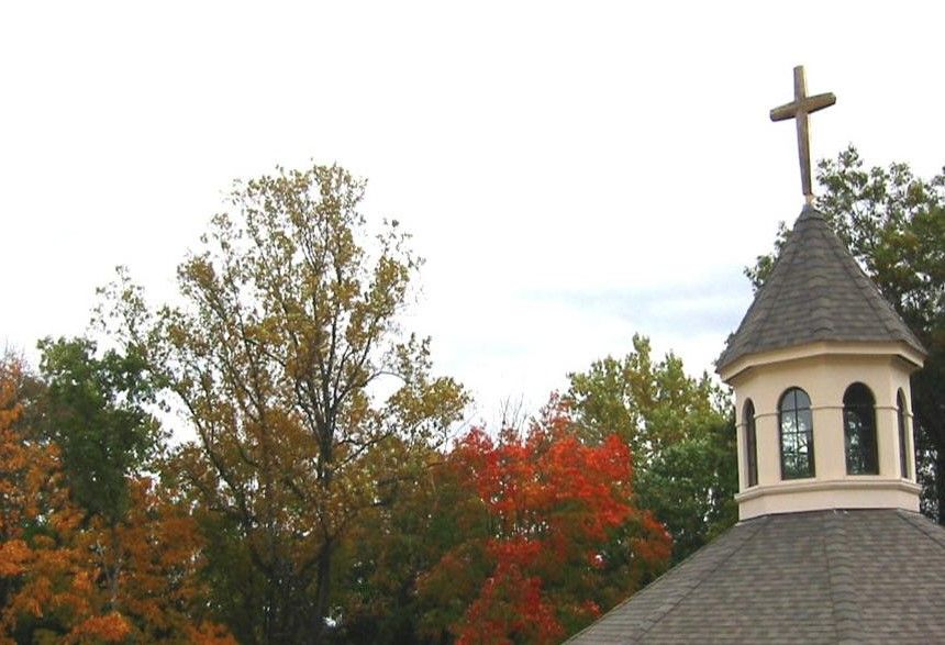Chapel--our life and spirit--the heart of our living