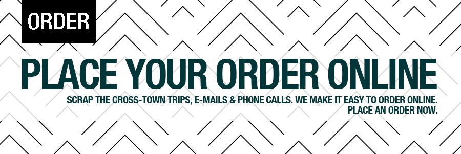 Place Your Order Online