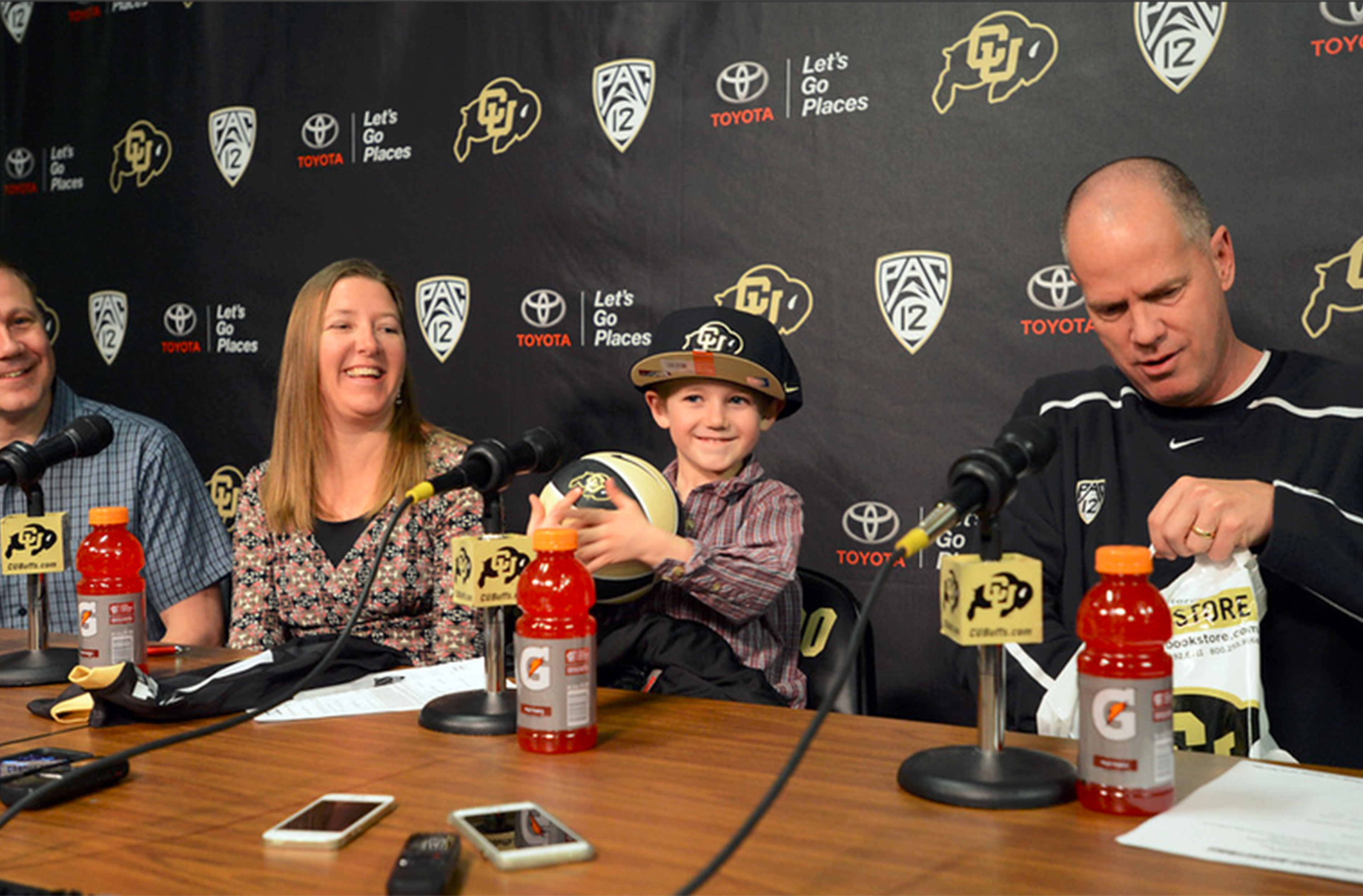 Colorado Buffs Basketball Sign Youngest Recruit in Program History