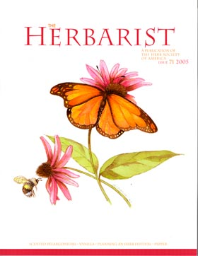 The Herbarist 2005