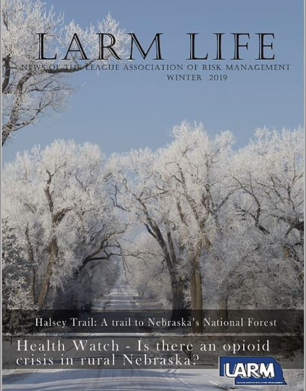 LARM Life Winter 2019 online magazine available