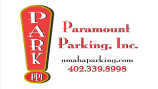 Paramount Parking Logo