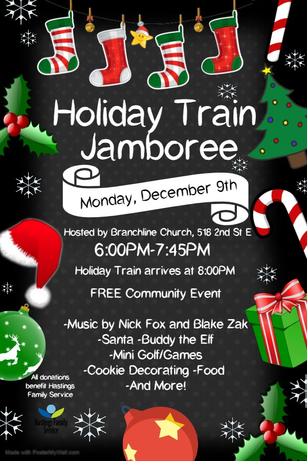 Holiday Train and Jamboree
