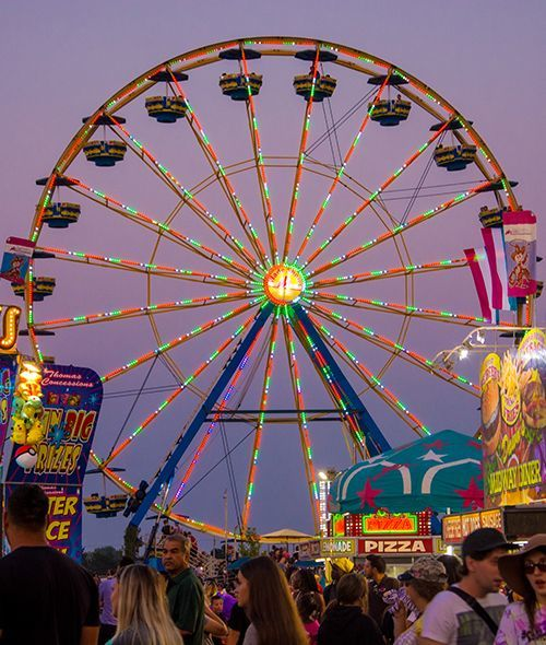 Summer: Nebraska State Fair
