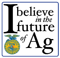 Nebraska FFA Foundation I Believe in the Future of Ag