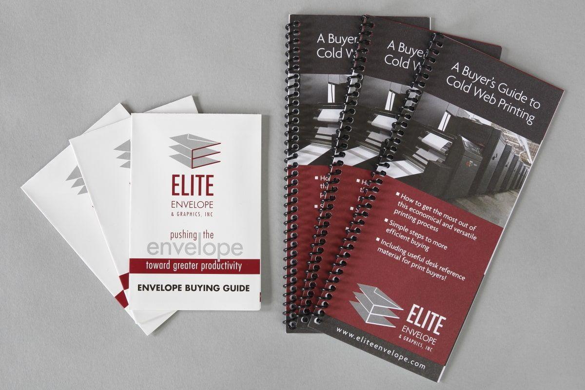 Free Envelope & Web Print Buyer Guides!