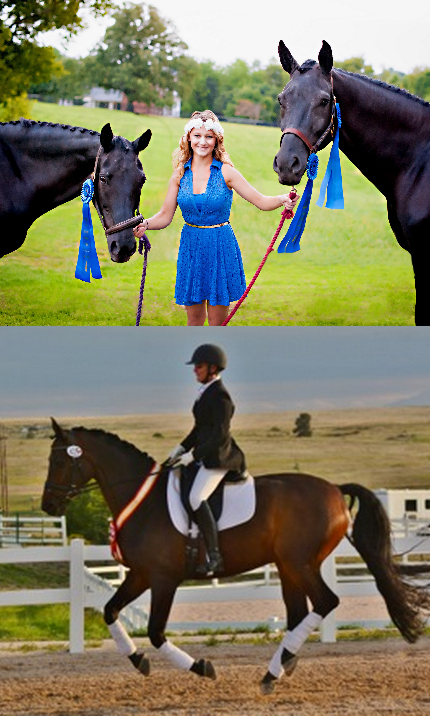 TDF Awards Grants to Adult Amateur and Young Rider for Study at Spanish Riding School's Heldenberg Training Center