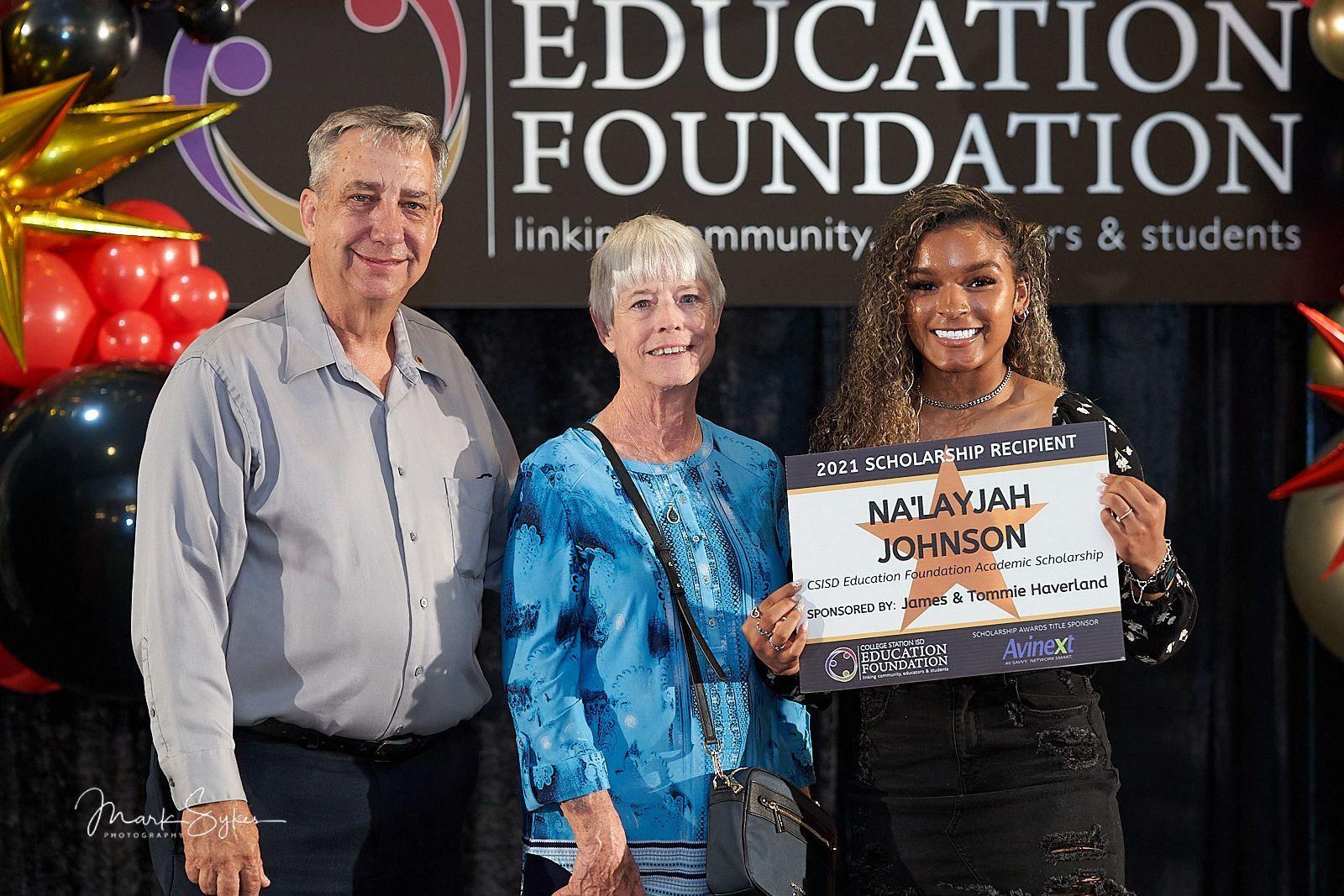 View Scholarship Winners