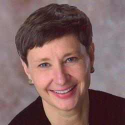 Jean Burkhardt, outgoing Board chair