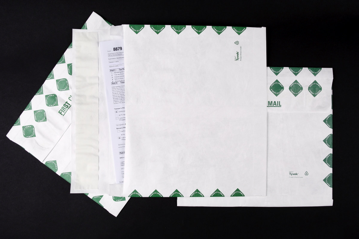 Top 5 Reasons to Use a Tyvek Envelope