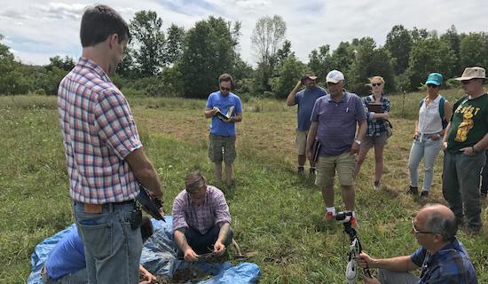 Soil Intensive: An Enlivened Farmer-to-Farmer Exchange