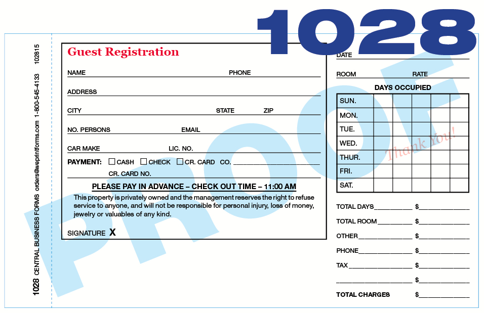 1028 Form