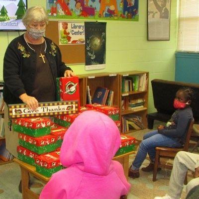 Felician Center Thanksgiving Event Teaches Compassion