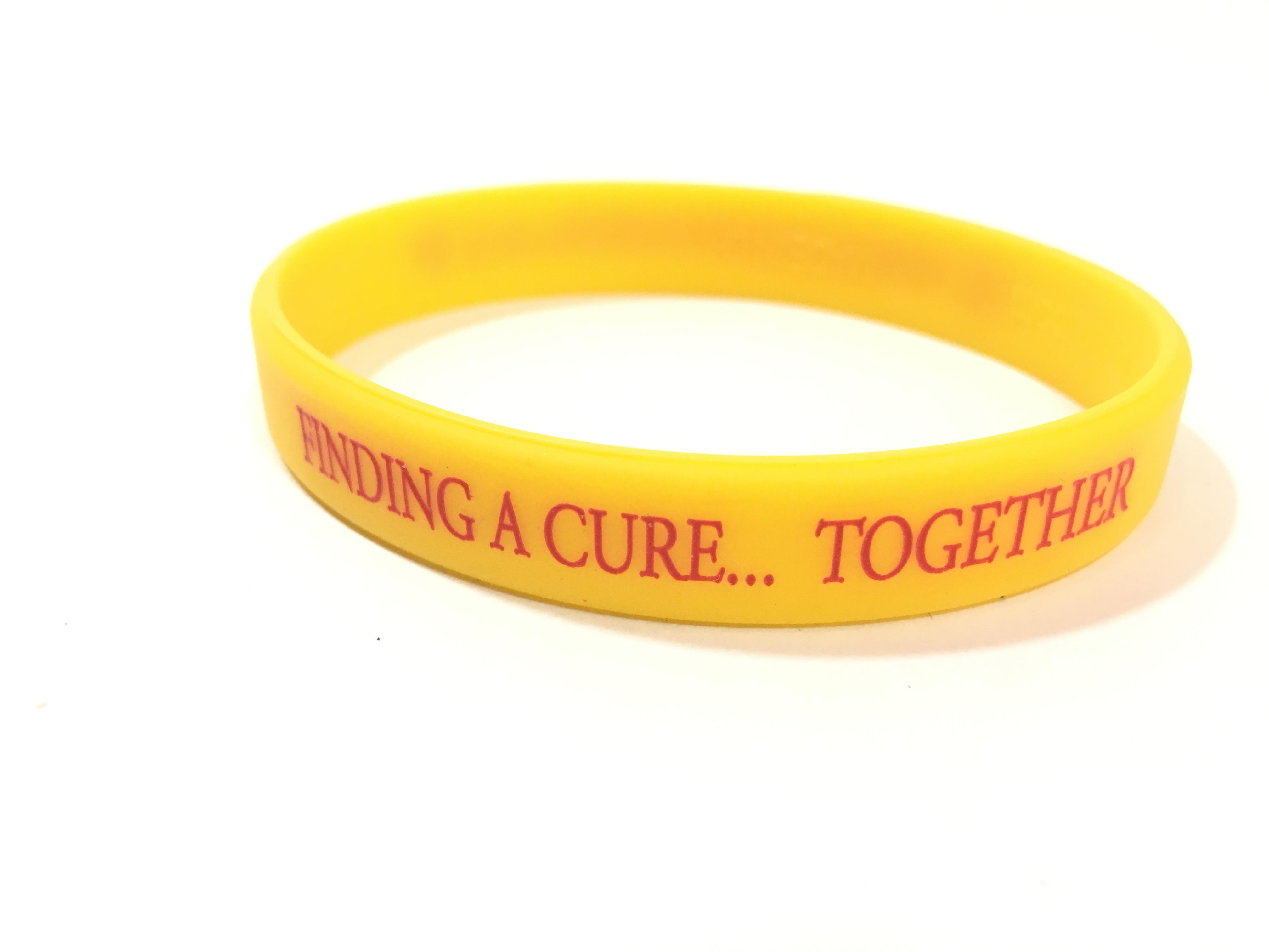 CnK Silicone Bracelet