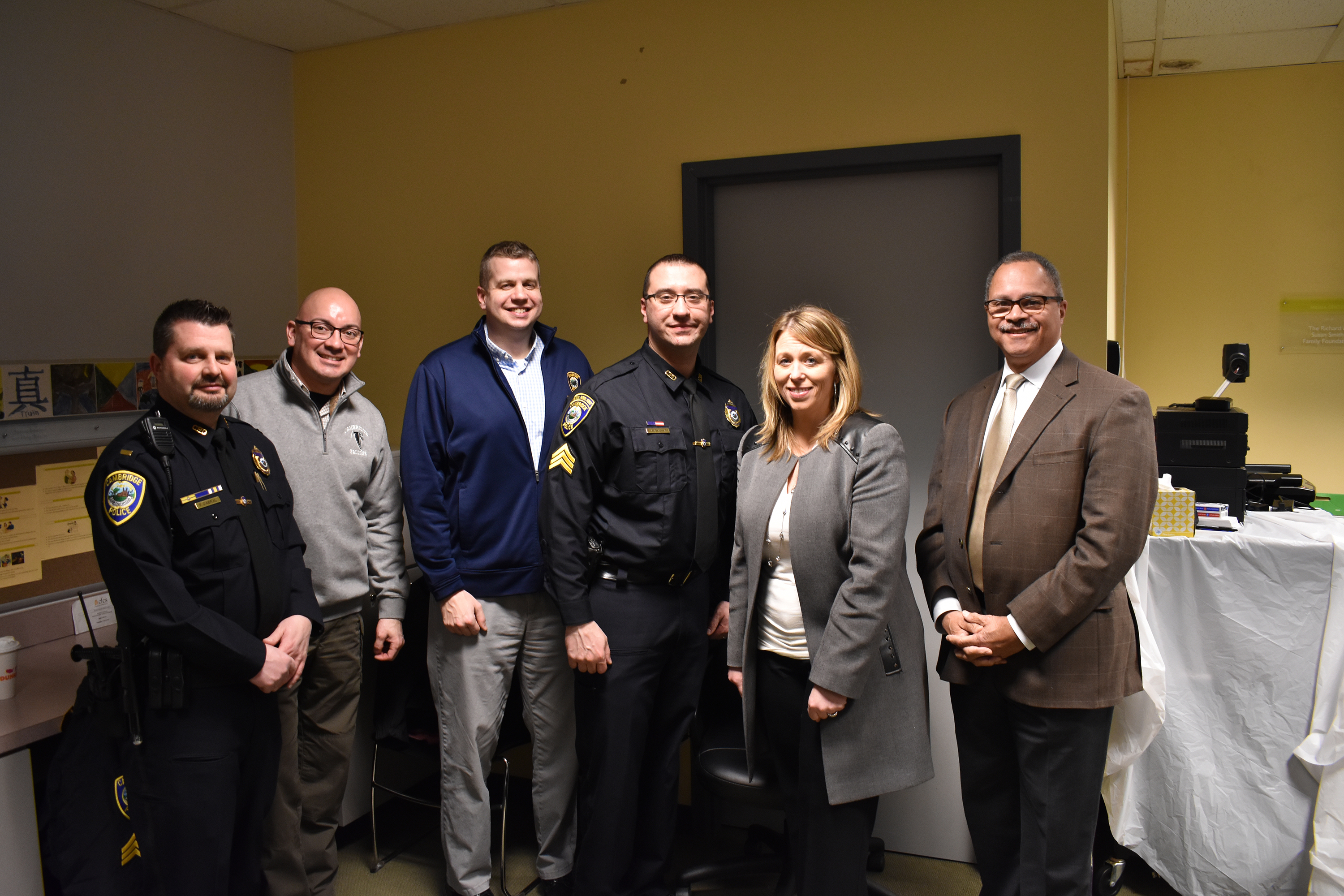 Training with Local Police Departments Makes Communities Safer for People with Disabilities