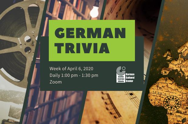 ONLINE German Trivia
