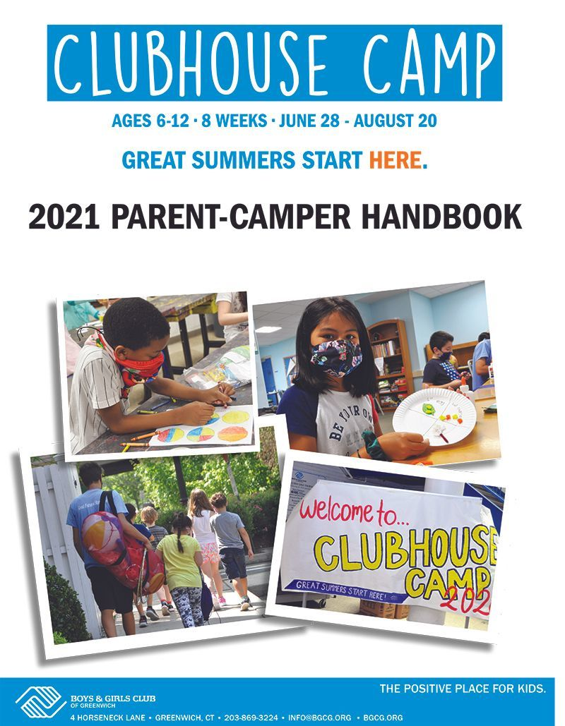 Clubhouse Camp Handbook