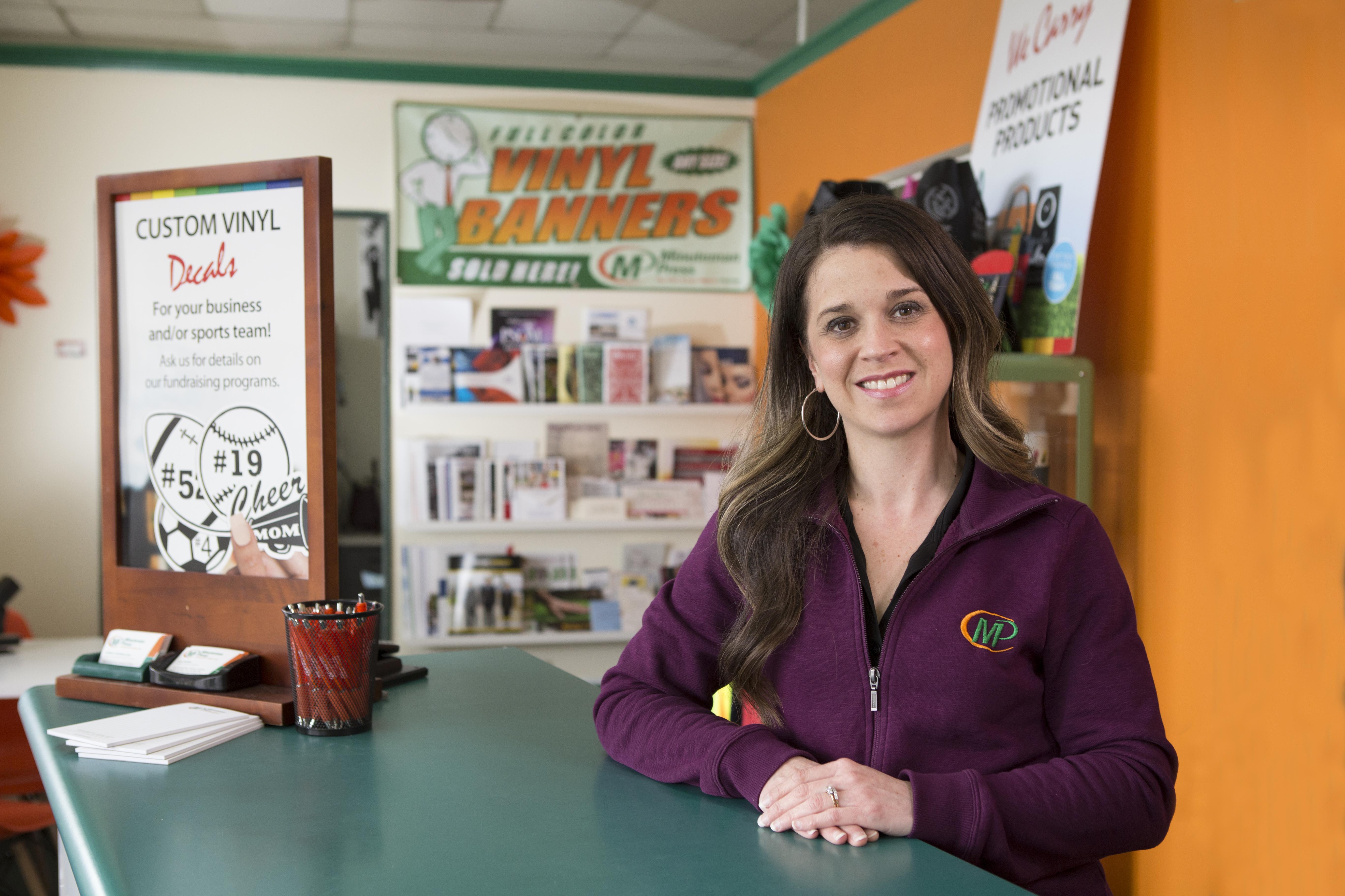 Kimberly Sherman Leon, Owner & Creative Principal