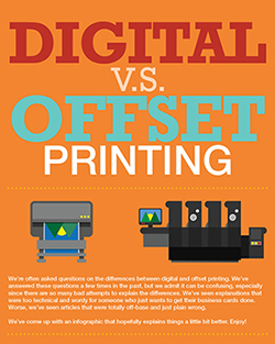 Digital & Offset Printing | WebsterOneSource in the Boston Area