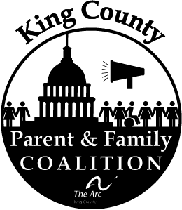 Logo: King County Parent and Family Coalition