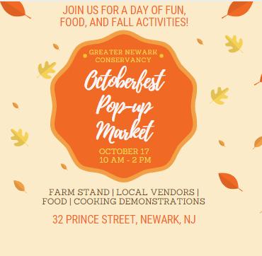 Octoberfest Popup Market