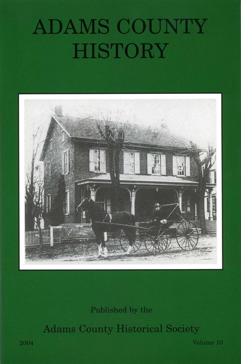 Adams County History Vol 10