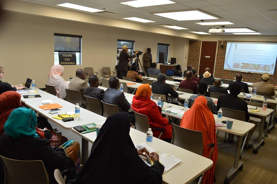 Somali Small Business Training