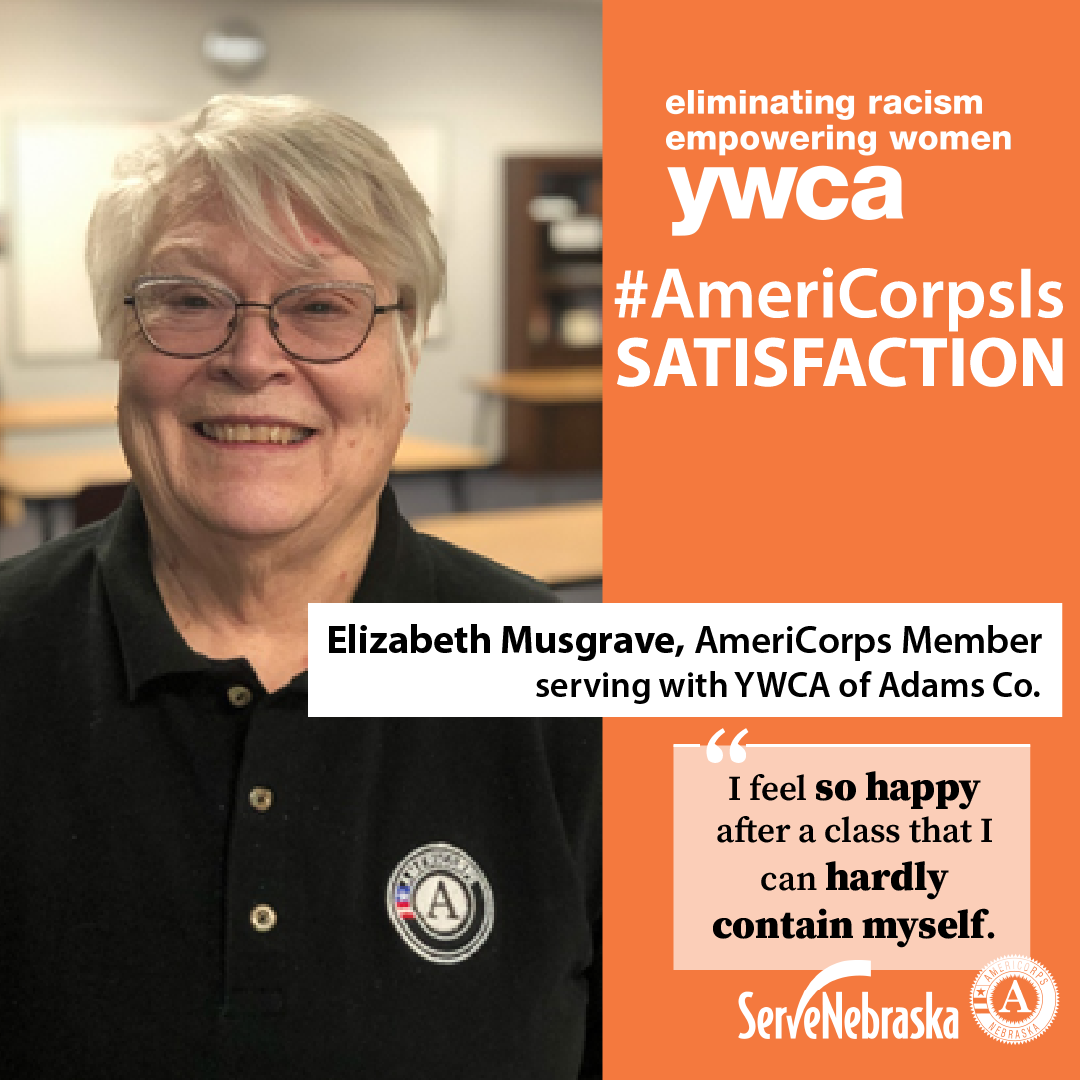 AmeriCorps is Satisfaction