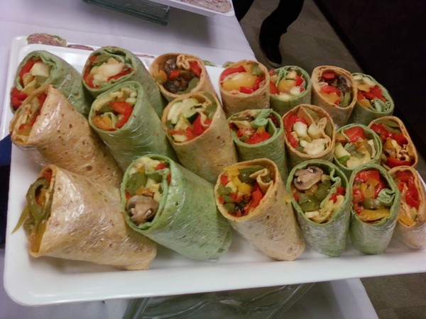 Amazing Sandwich Wraps