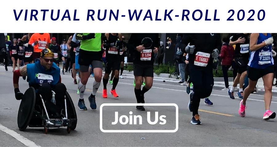 Virtual Run-Walk-Roll