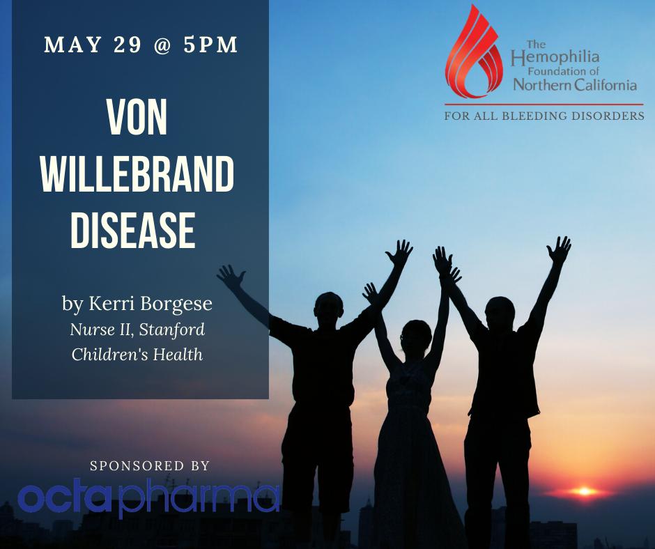 WEBINAR: VON WILLEBRAND DISEASE