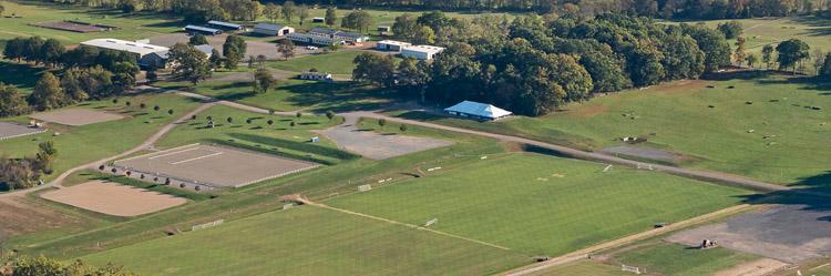 Equestrian Amp Athletic Fields Morven Park
