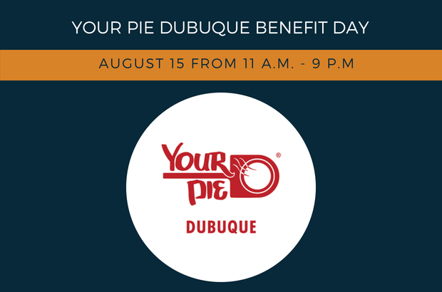 Your Pie Dubuque Benefit Day!