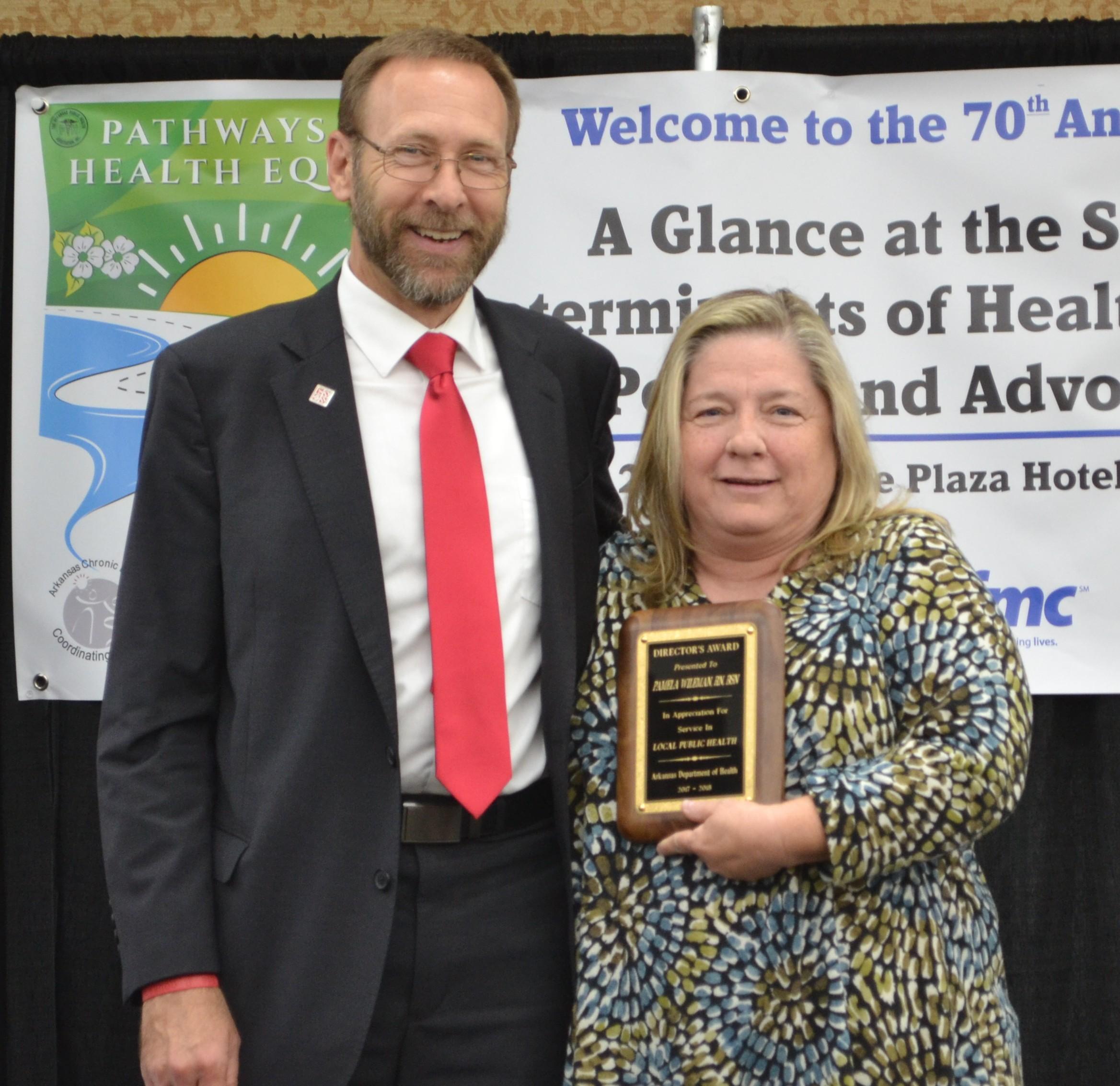 Director's Award for Local Public Health