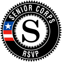 Retired Senior Volunteer Program logo