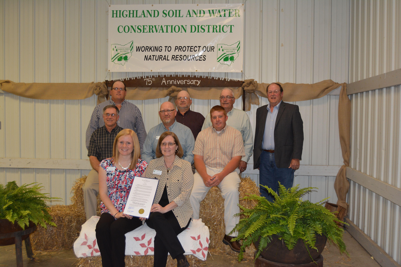 Highland SWCD turns 75!