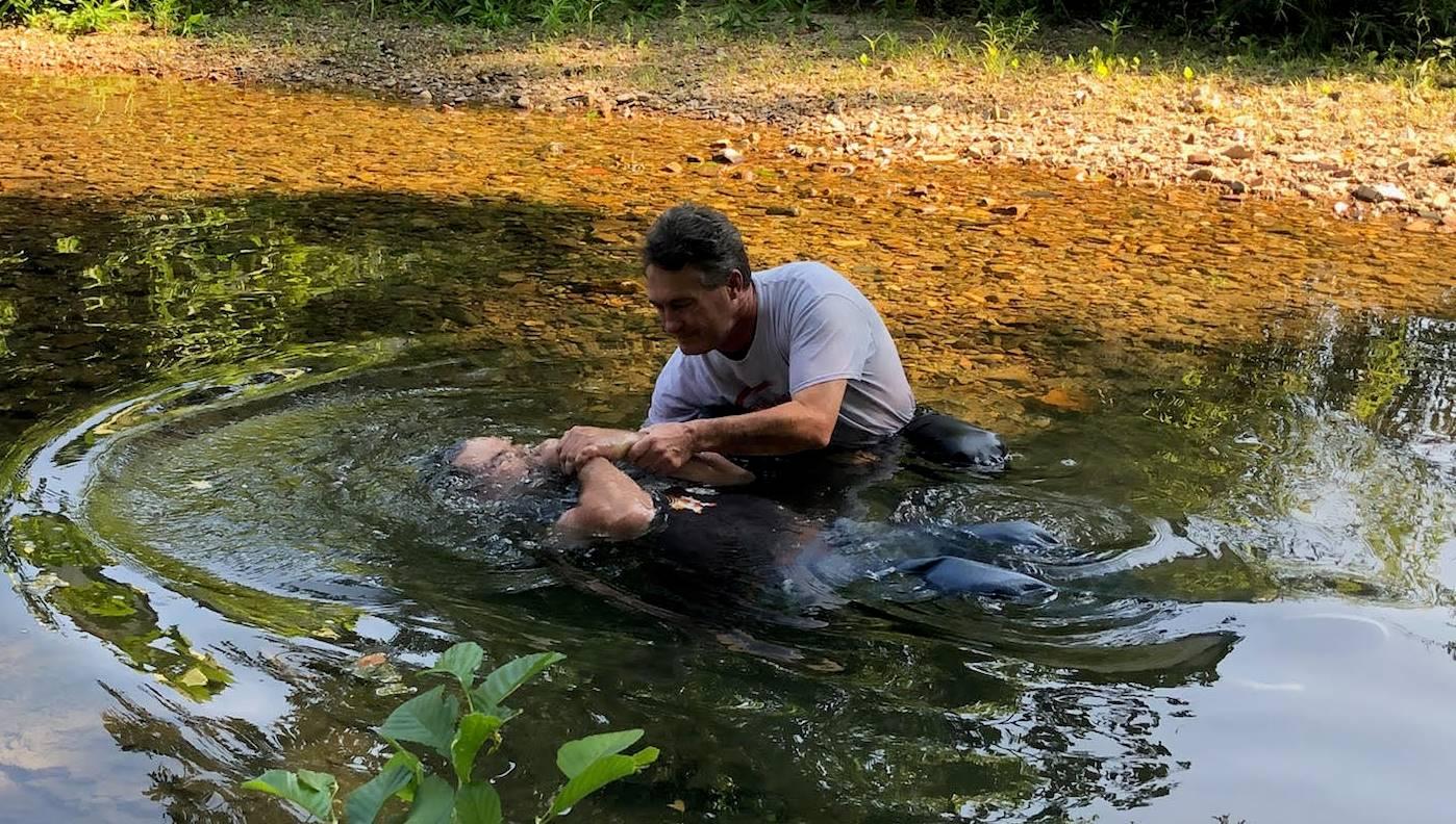 16 Baptisms!