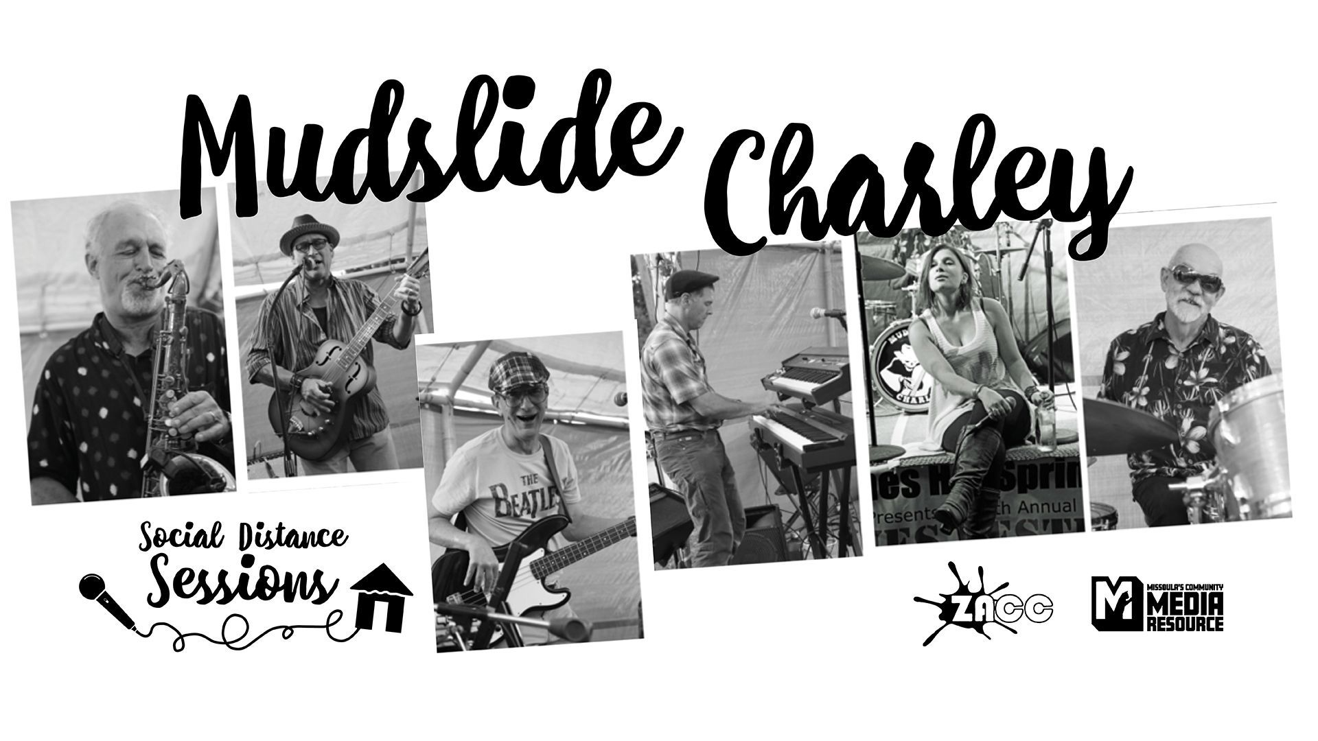 Social Distance Sessions: Mudslide Charley