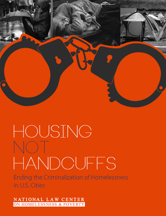 Housing Not Handcuffs