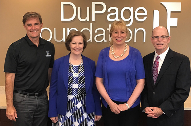 Gustafson Family Foundation Makes Landmark Investment in DuPage Foundation