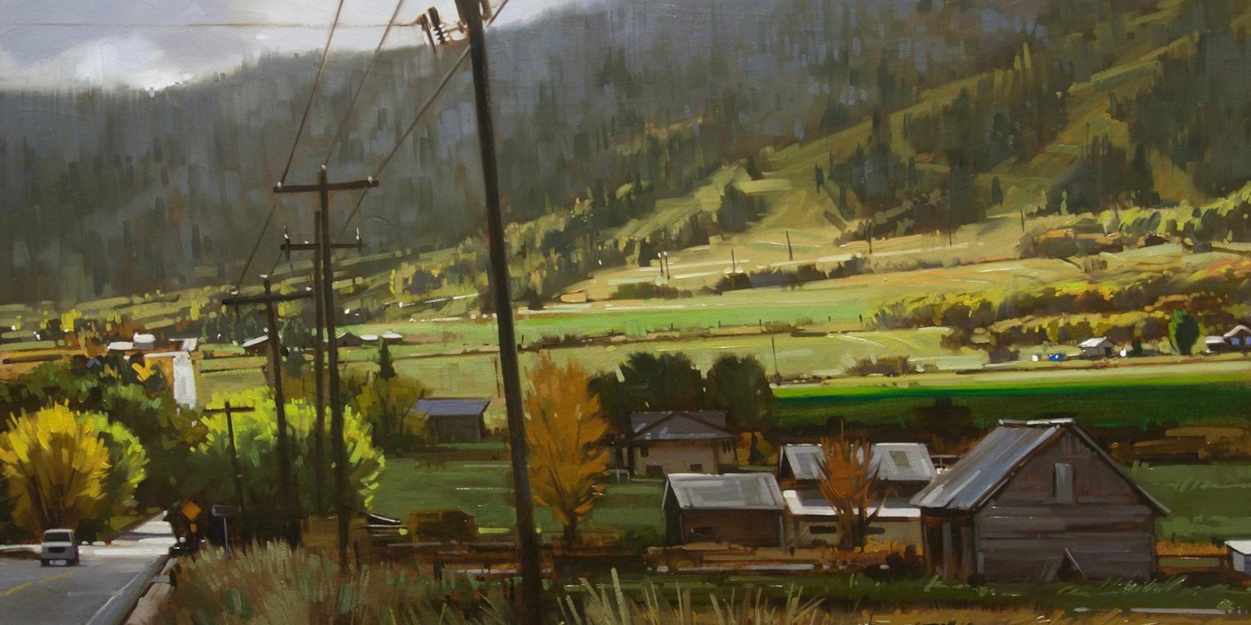 The Paintings of Doug Braithwaite