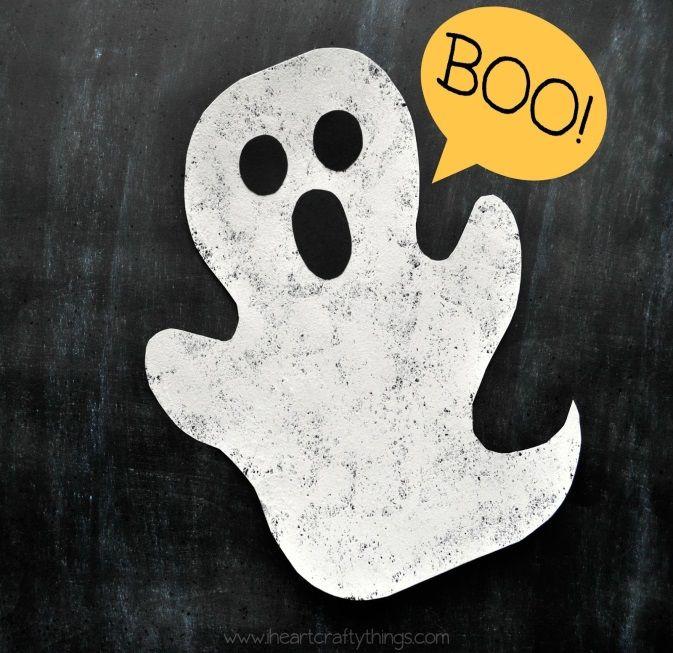 Life Skills - Lollipop Ghosts & Ghost Stories